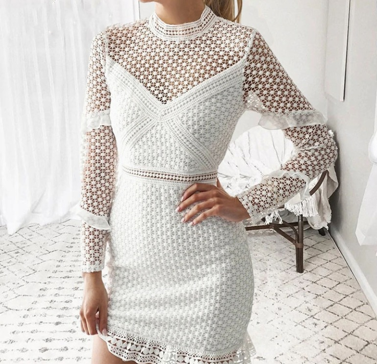 c01686e46a Koronkowe sukienki